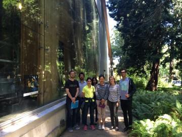 Tour of UBC's Bioenergy Research & Demonstration Facility (BRDF)